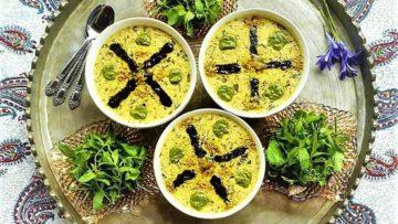 آش کشک ارومیه آذربایجان غربی سرزمین غذا غذالند