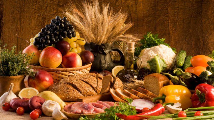 آلودگی هوا سبزیجات میوه لبنیات ویتامین D ویتامین E
