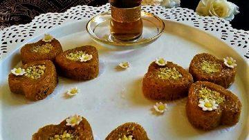 باقلوا شعریه خوزستان غذالند سرزمین غذا