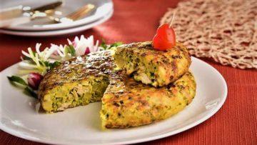 کوکو مرغ ارومیه آذربایجان غربی سرزمین غذا غذالند