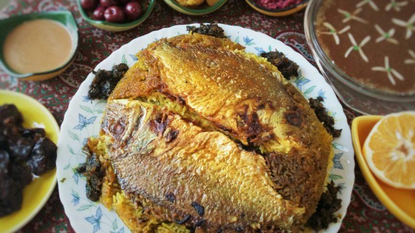 مچبوس ته انداز خوزستان ماهی