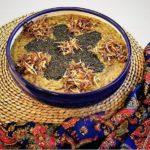 دانه کلانه آش غذالند کردستان