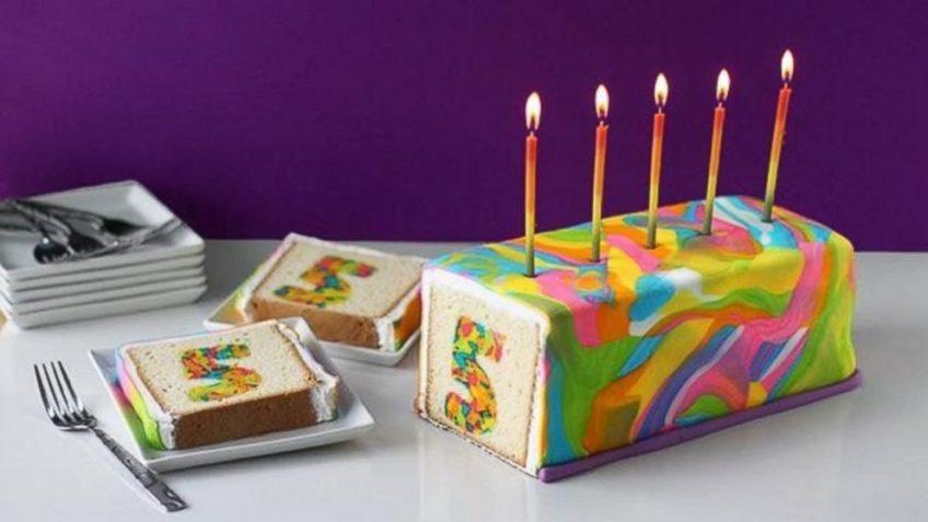 کیک سورپرایز انگلستان سپندارمذگان ولنتاین