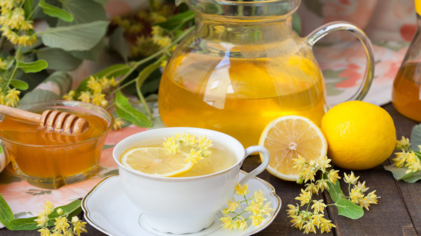 دمنوش لیمو پرتقال غذالند ایران