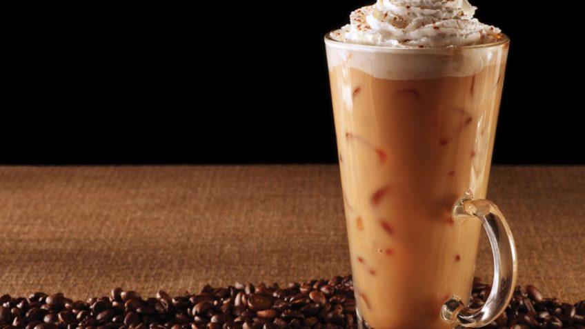 موکا سرد انگلستان غذالند کافه موکا