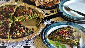 کوکو سبزی نوروز عید تهران غذالند