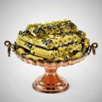 شیرینی ساق عروس قزوین غذالند عید نوروز