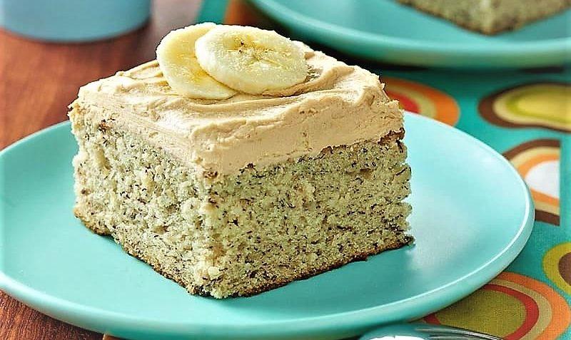 کیک موز ایران سرزمین غذا غذالند