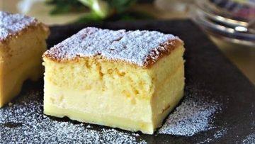 کیک کاسترود ایران سرزمین غذا غذالند