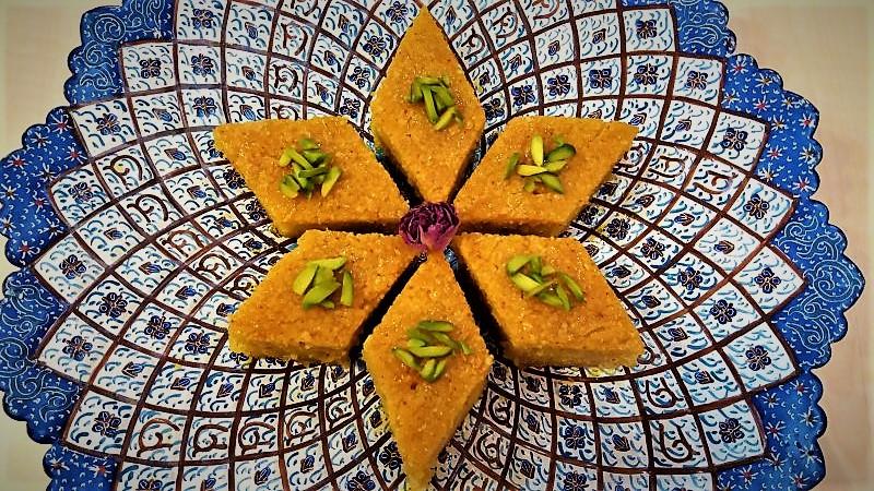 کیک باقلوا لبنان ایران سرزمین غذا غذالند