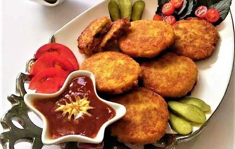 کوکو سیب زمینی ایران سرزمین غذا غذالند