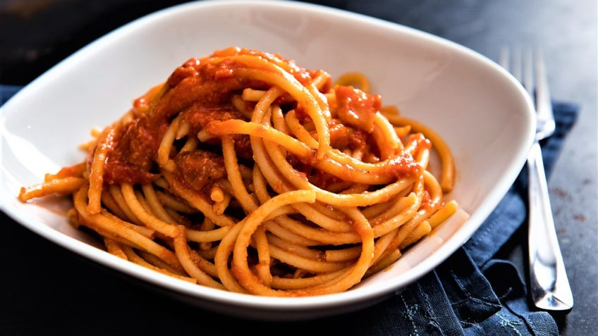 ماکارونی ایتالیا سرزمین غذا غذالند