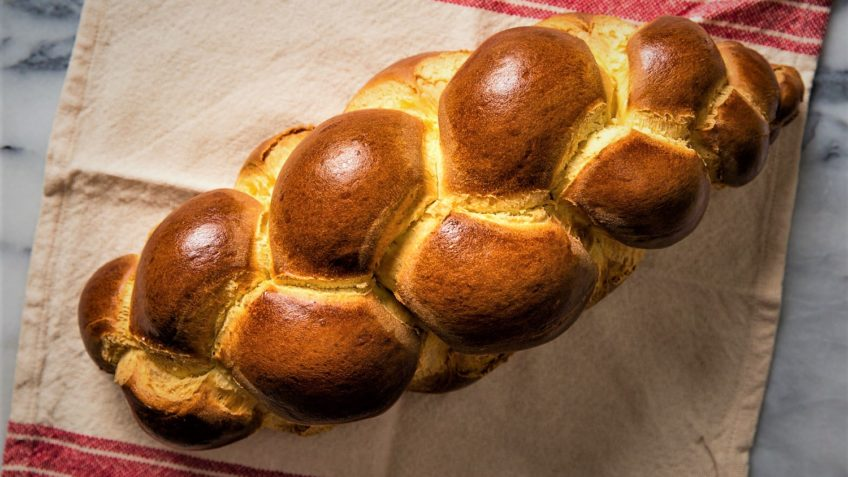 نان گیسو سرزمین غذا غذالند