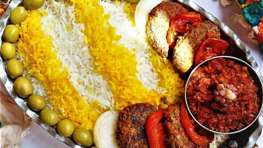 شامی رودباری گیلان سرزمین غذا غذالند