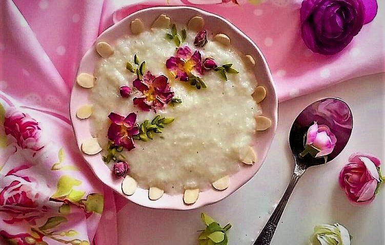 شیر برنج ایران سرزمین غذا غذالند