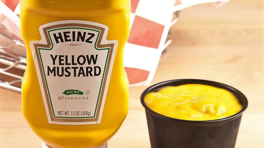 سس خردل انگلستان فرانسه سرزمین غذا غذالند