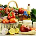 سبد غذایی سرزمین غذا