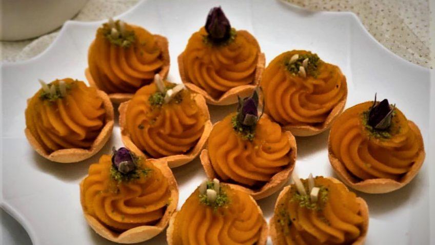 حلوا هویج ارومیه سرزمین غذا غذالند