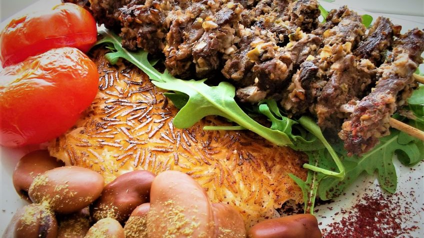 کباب ترش گیلان سرزمین غذا غذالند