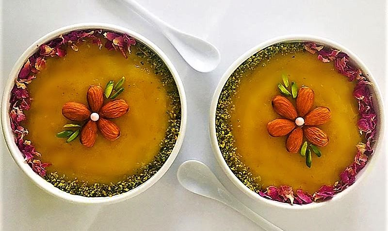 کاچی غذالند ایران سرزمین غذا