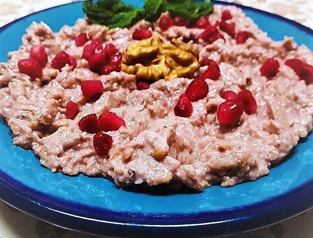 کال کباب گیلان سرزمین غذا غذالند