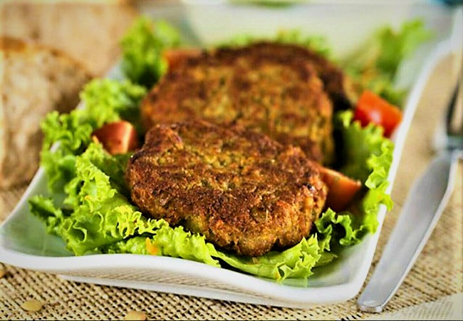 کوکو عدس ایران سرزمین غذا غذالند