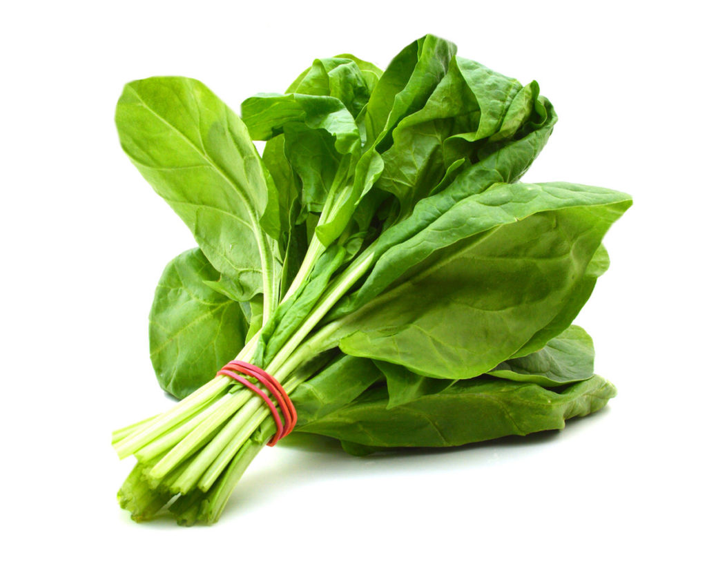 spinach omega 3
