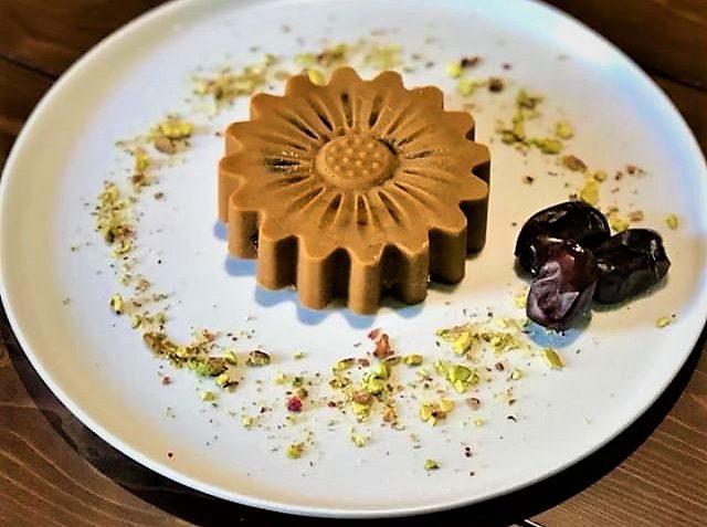 رنگینک خرما خوزستان غذالند سرزمین غذا