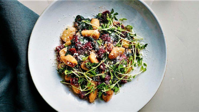 سالاد فرنچ ایتالیا سرزمین غذا غذالند