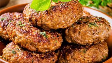 شامی کباب لرستان سرزمین غذا غذالند
