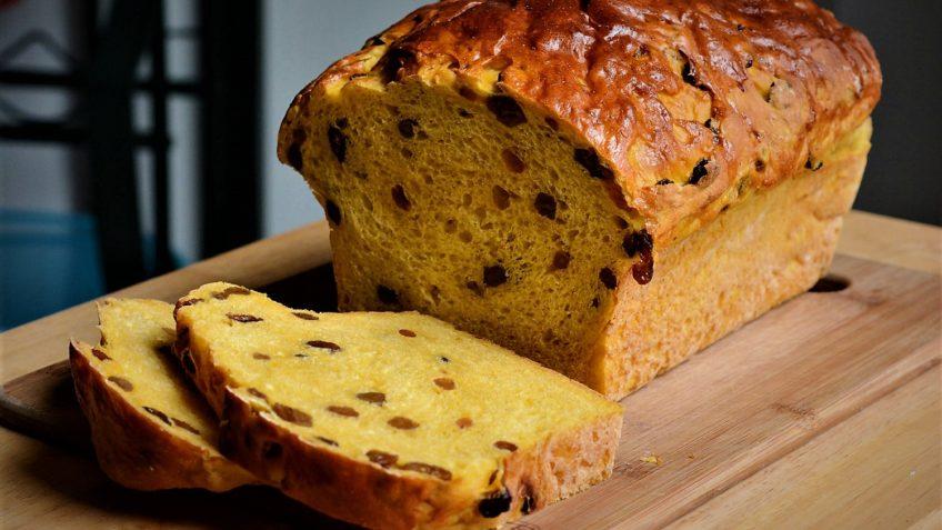 نان کشمشی ایران سرزمین غذا غذالند