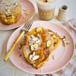 تست بادام و عسل تنوری اروپا غذالند سرزمین غذا