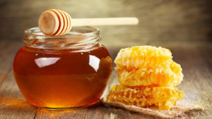 عسل خام