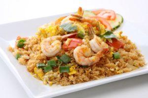 برنج سرخ شده