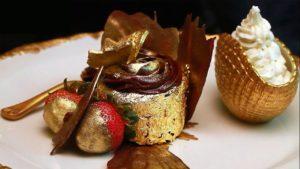 کاپ کیک گلدن فونیکس