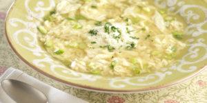سوپ تخم مرغ