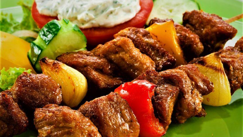 کباب حسینی اصفهان سرزمین غذا غذالند
