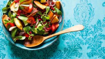 salad fattoush ghazaland