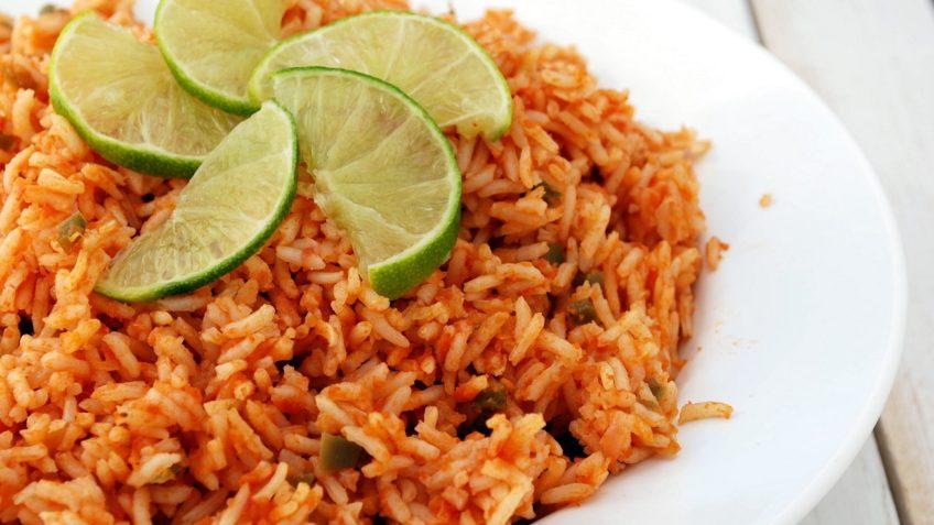 پلو مکزیکی - غذالند - مکزیک