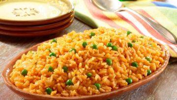 پلو مکزیکی مکزیک غذالند سرزمین غذا