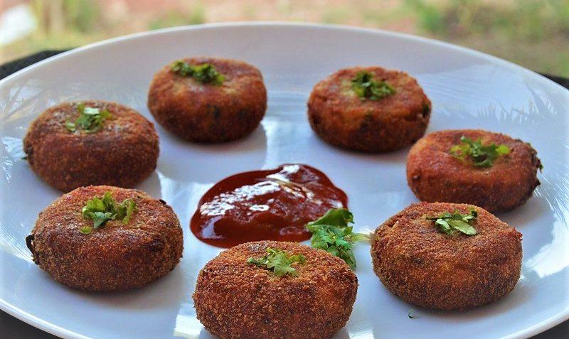 کتلت مرغ ایران سرزمین غذا غذالند