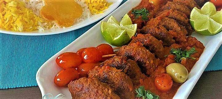 کباب تابه ای ایران غذالند سرزمین غذا