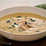 سوپ جو با شیر ایران سرزمین غذا غذالند
