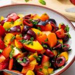 10 ترفند برای این که سالاد میوه های خوشطعم تری درست کنید