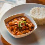کاری ماسامان با مرغ تایلند سرزمین غذا غذالند