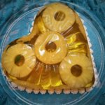 ژله آناناس ایران غذالند سرزمین غذا