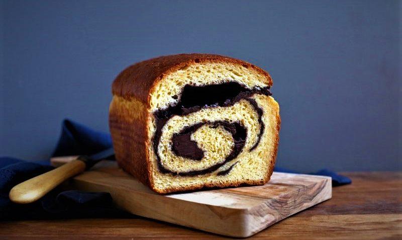 نان شکلاتی ایران غذالند سرزمین غذا