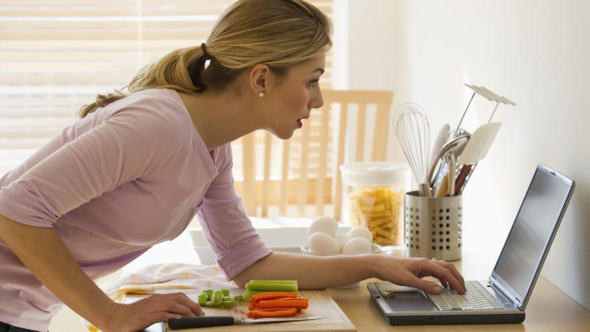آشپزی آنلاین - غذالند