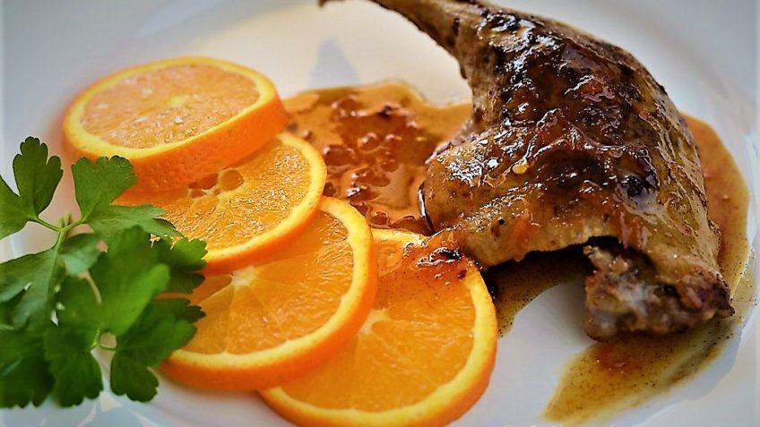 سس پرتقال اروپا غذالند سرزمین غذا