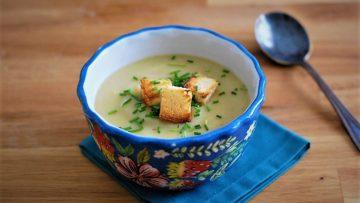 سوپ پیازچه ایران غذالند سرزمین غذا